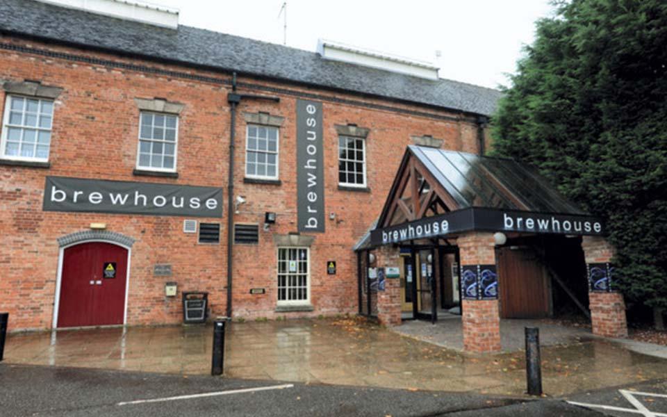 GV - Burton Brewhouse..